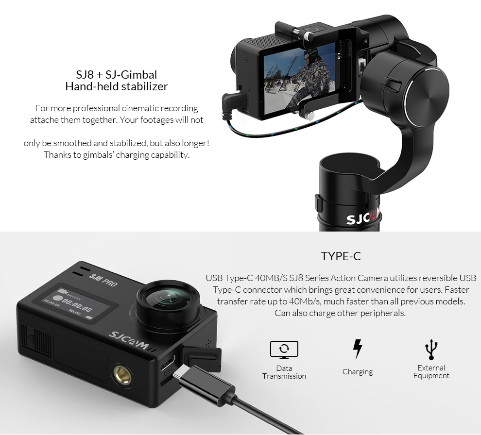 RC Waterproof 4K Action Camera