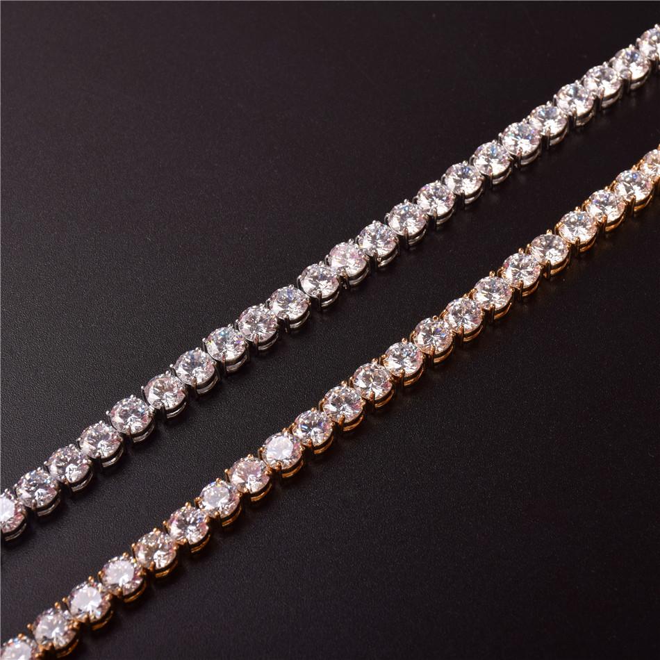 Women's Chain Crystal Bracelet
