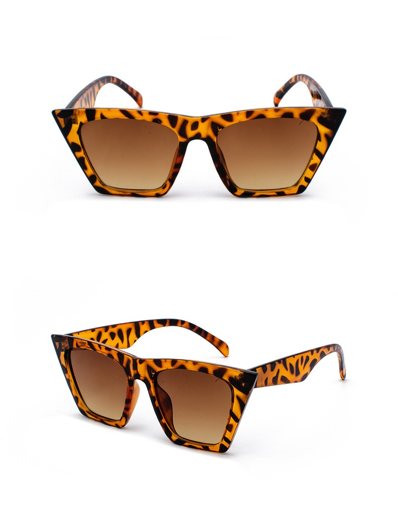 Women's Oversized Cat Eye Sunglasses